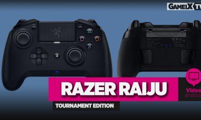 Análisis - Razer Raiju