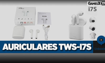 Unboxing auriculares TWS i7S