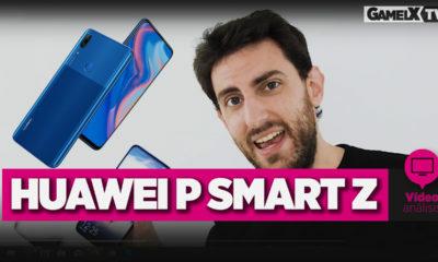 Análisis - Huawei P Smart Z