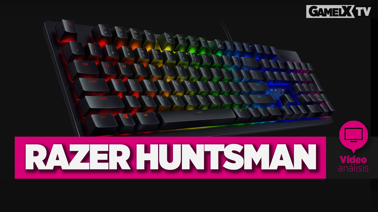 Análisis Razer Huntsman