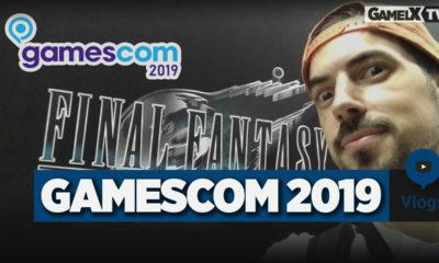 visita a la Gamescom 2019