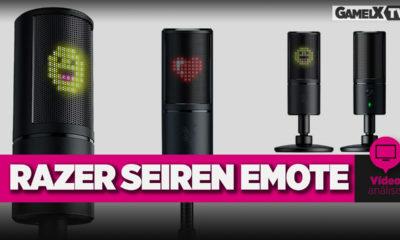 análisis del micrófono Razer Seiren Emote